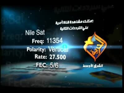 Eutelsat 8 West B (8 0°W) - TV - frequencies - KingOfSat